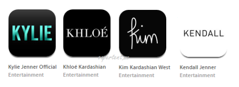 Kylie Jenner's App Tops iTunes